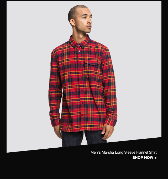 Product 1 - Men's Marsha Long Sleeve Flannel Shirt