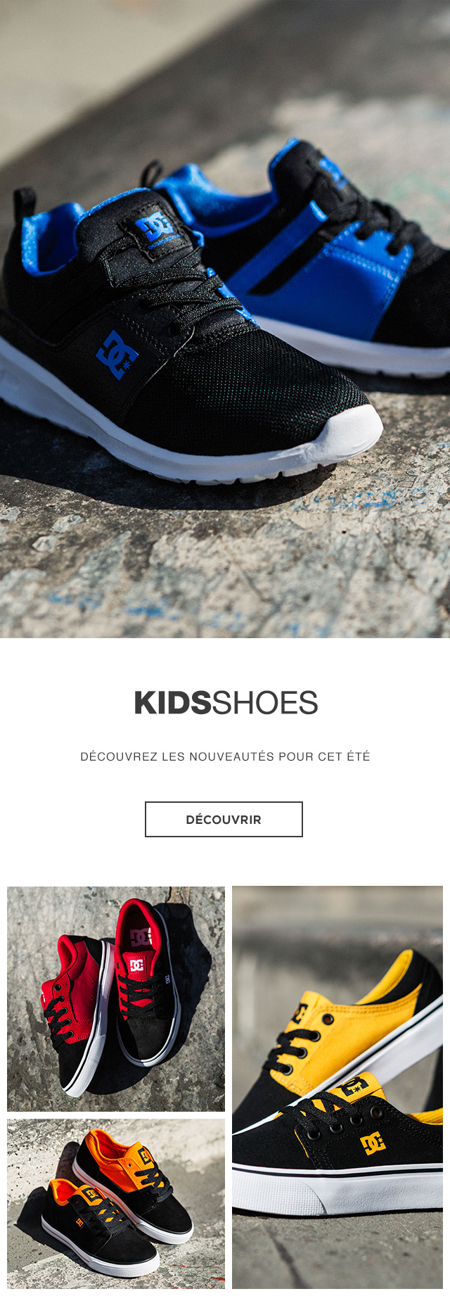 Kids' Shoes Collection