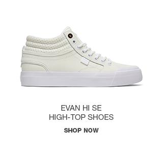 Product 1 - Evan HI SE - High-Top Shoes